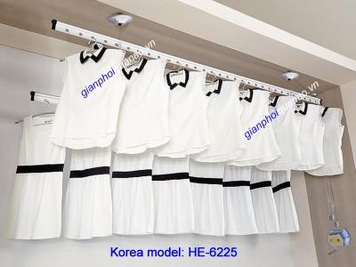 Giàn phơi Hàn Quốc model HE-6225