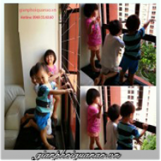 Lưới an toàn: Nhà Trẻ